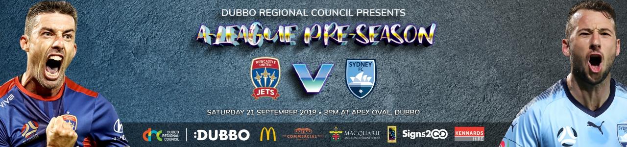 Newcastle Jets v Sydney FC