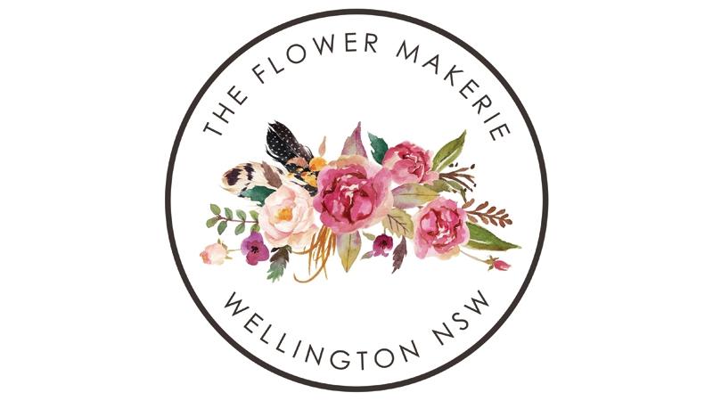 The Flower Makerie -Floral Bracelet
