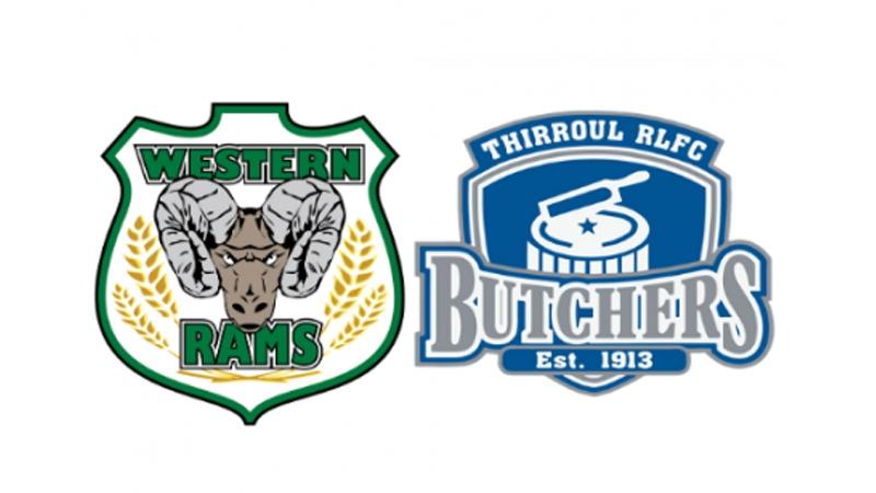Super Saturday - Western Rams v Thirroul