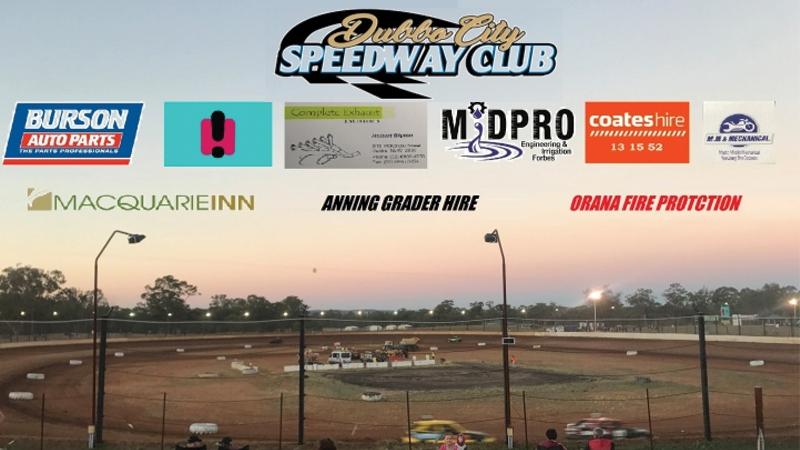 Dubbo Speedway - Rowan Johnson Memorial