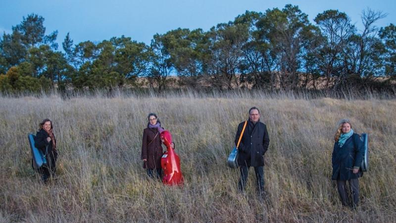 Concert 2: Acacia Quartet
