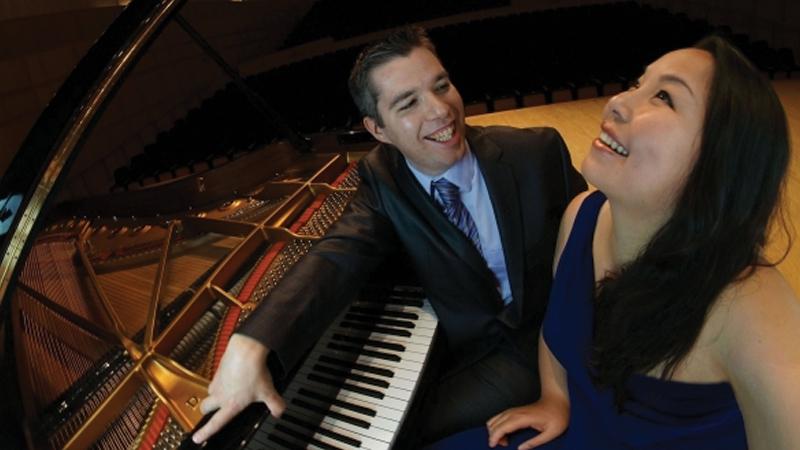 Concert 2:  Neeman Piano Duo
