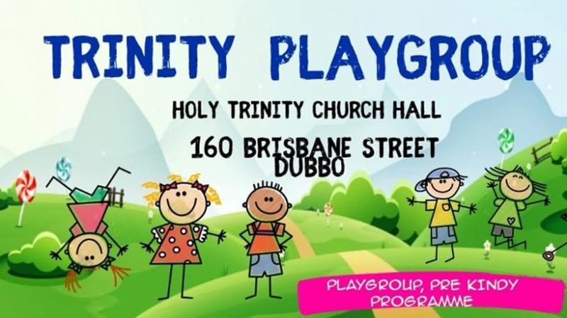 Trinity Kids Playgroup Session