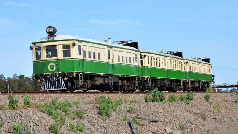 Train shuttle - Coolamon to Narrandera
