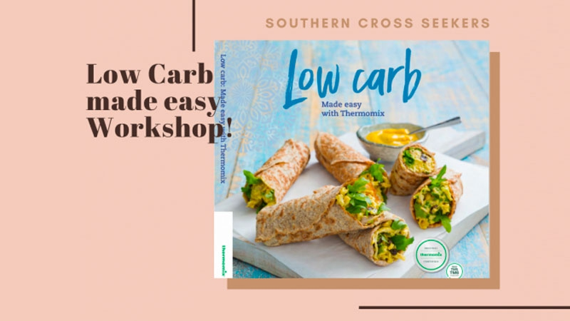 Low Carb Made Easy Using your thermomix