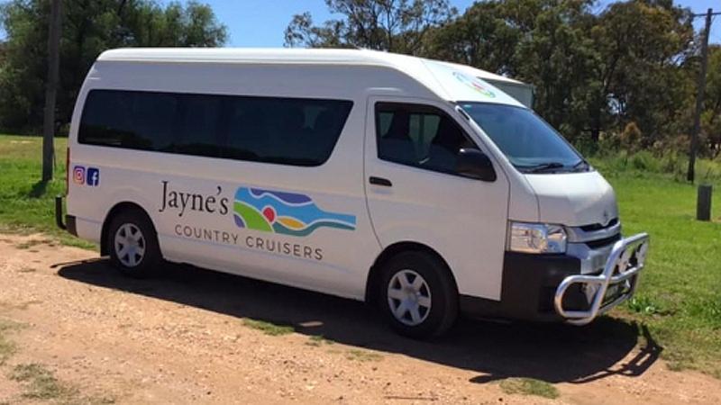Jayne's Country Cruisers