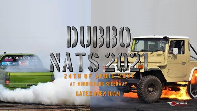 D.C.S.C presents Dubbo Nats 2021 Burnout Comp