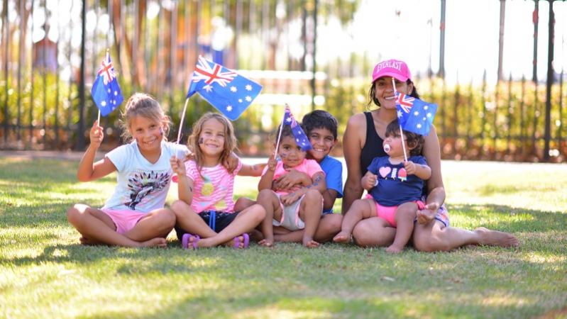 Australia Day 2021 - Wellington