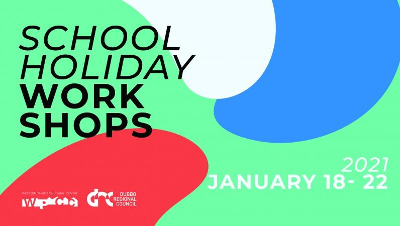 WPCC School Holiday Program: Adventure Diorama