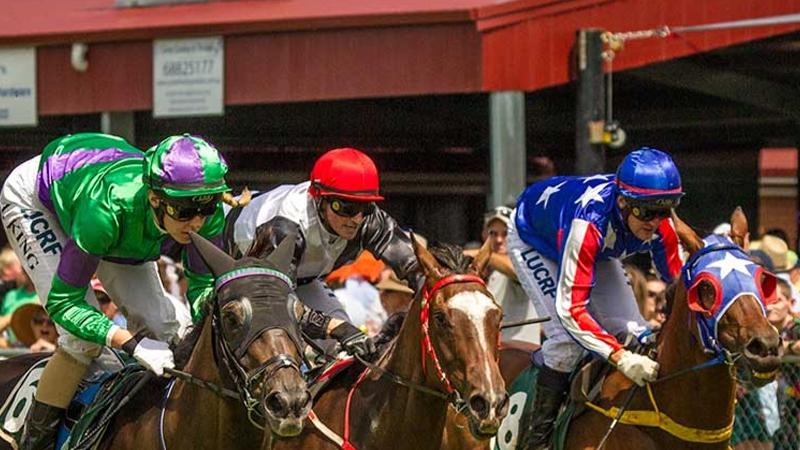Geurie Picnic Races @ Wellington