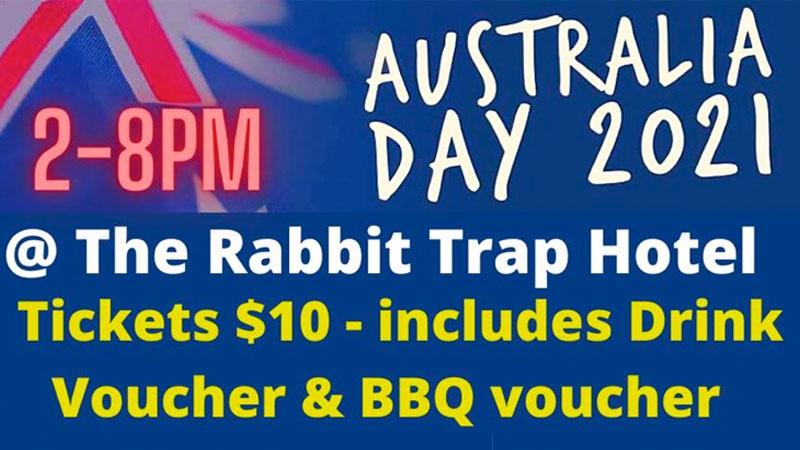 Australia Day 2021 @ The Trap
