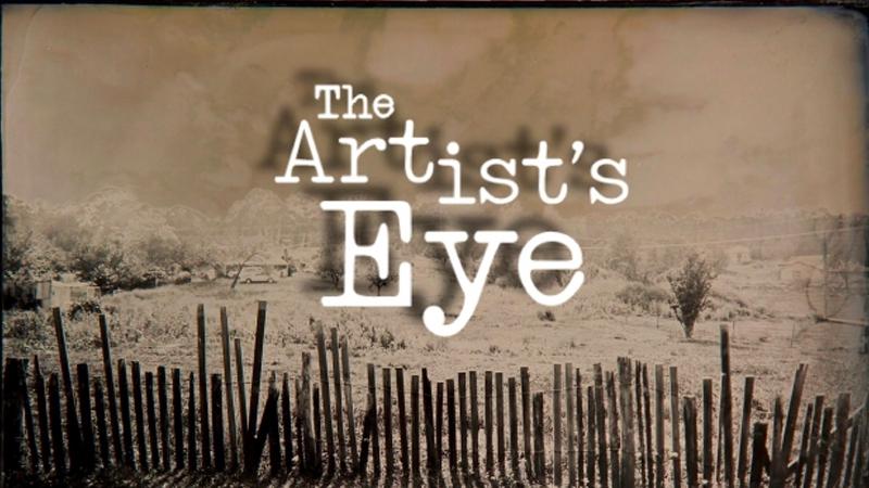 The Artist's Eye with Idris Murphy