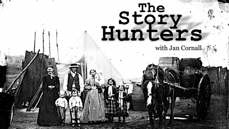 The Story Hunters with Jan Cornall
