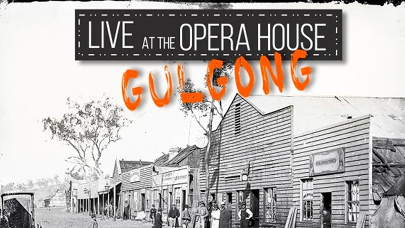 Live at the Opera House Gulgong