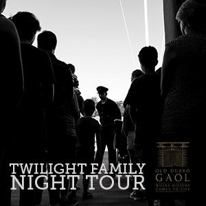 Twilight Family Night Tour - Old Dubbo Gaol
