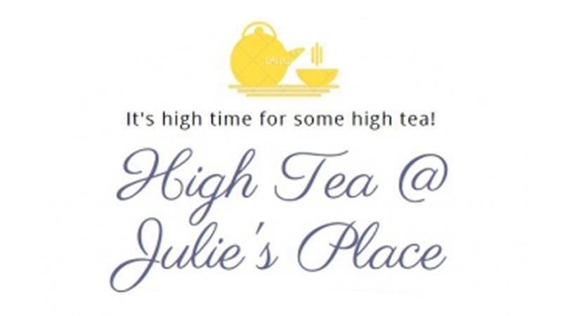 High Tea @ Julie's Place