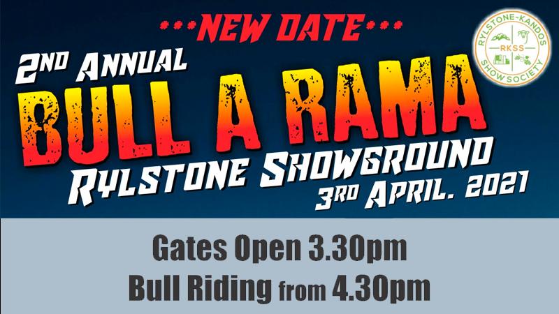Rylstone Bull A Rama