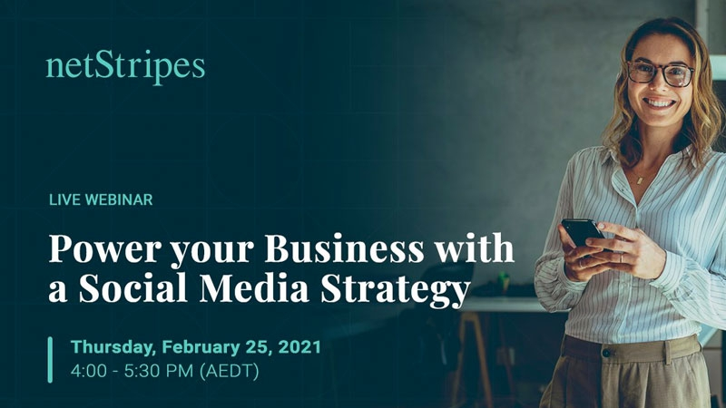 Power your Business with a Social Media Strategy