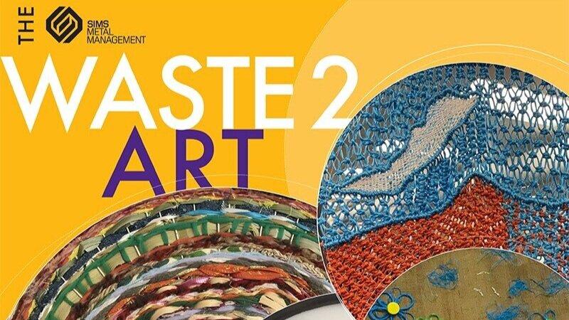 Waste 2 Art - Exhibition Opening