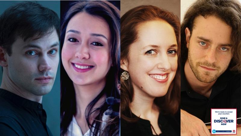Alma Moodie Quartet