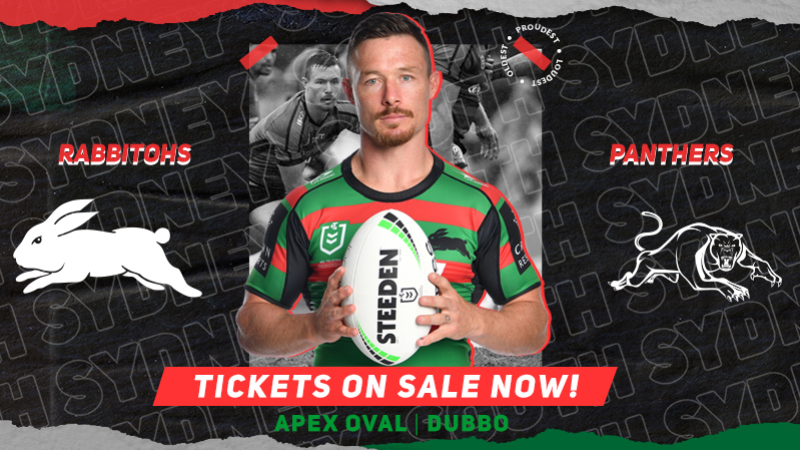 WACHS Presents - 2021 NRL Telstra Premiership South Sydney Rabbitohs V Penrith Panthers