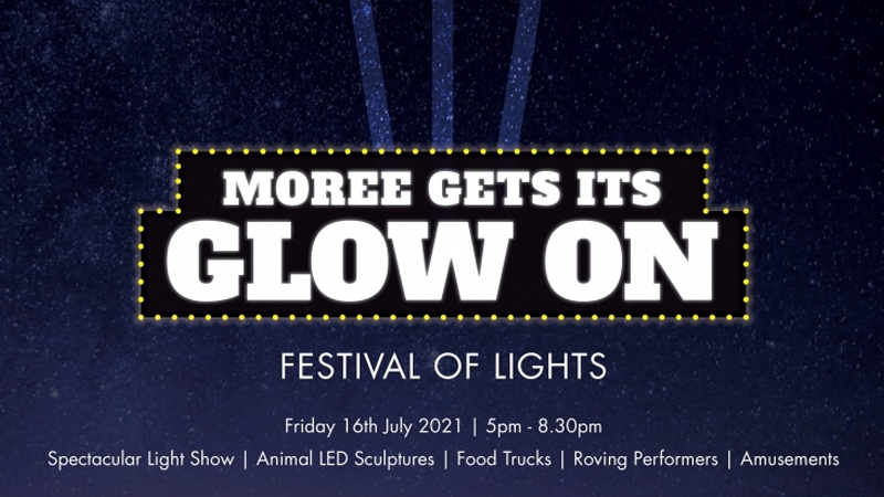 "Moree ""Gets its Glow On"""