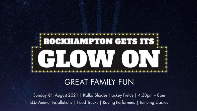 "Rockhampton ""Gets its Glow On"""