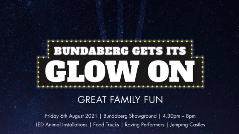 "Bundaberg ""Gets its Glow On"""