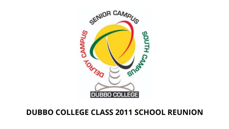 Dubbo College Class 2011 School Reunion