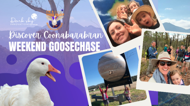 Discover Coonabarabran Weekend GooseChase