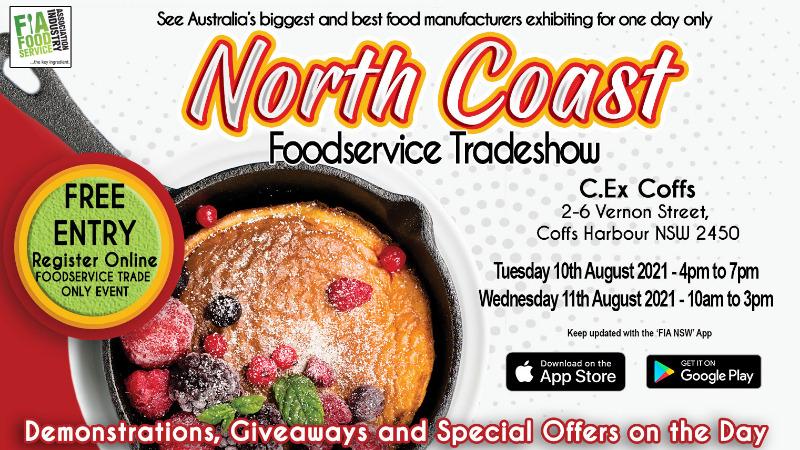 North Coast / Coffs Harbour Foodservice Tradeshow