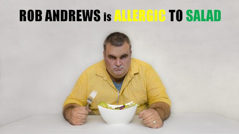 Allergic to Salad - Stand Up Comedy Show  in Denman