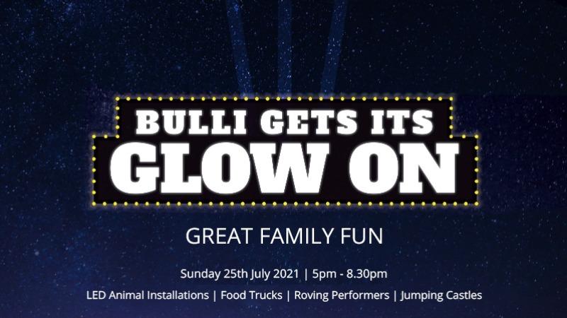 """Bulli """"Gets its Glow On"""""""