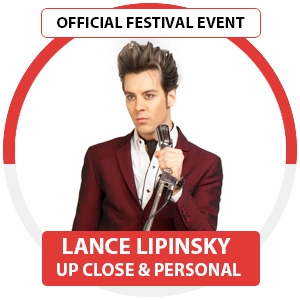 Up Close & Personal with Lance Lipinsky