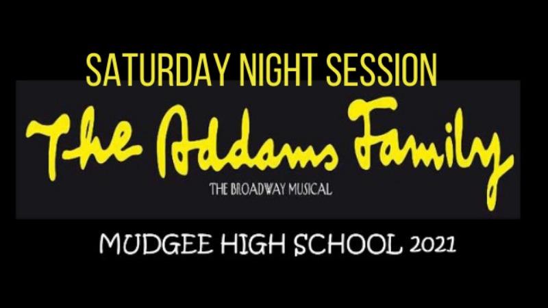 The Addams Family - Saturday Night Session - School Edition