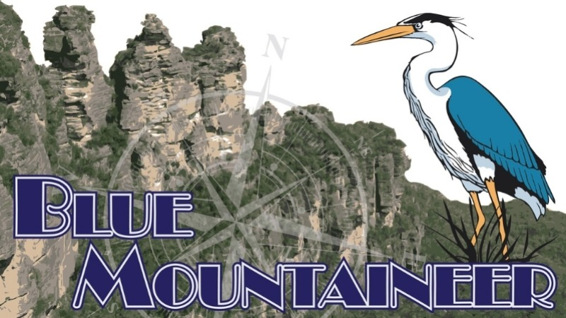 The Blue Mountaineer - Saturday 4th December 2021