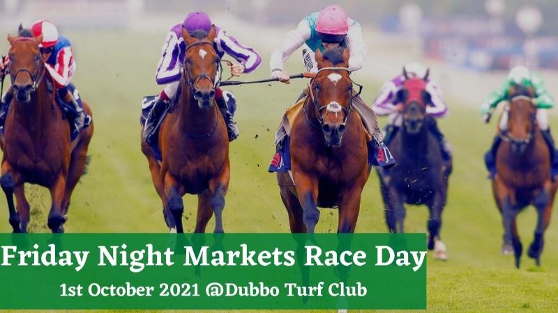 Friday Night Markets Race Day