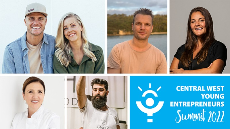 Central West Young Entrepreneurs Summit 2022