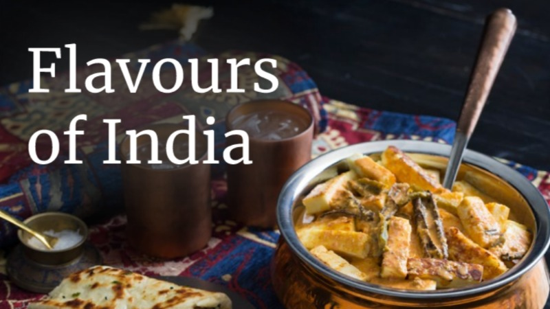 Thermomix Cooking Class demonstration - Flavours of India