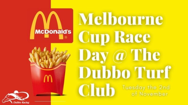 Dubbo and Wellington McDonalds Melbourne Cup Race Day