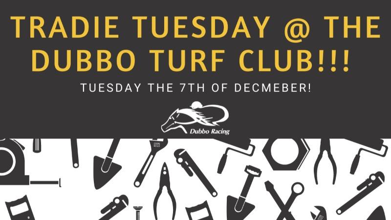 Tradie Tuesday at the Dubbo Turf Club