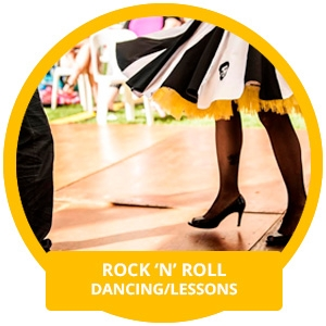 Rock 'n' Roll Dancing/Lessons