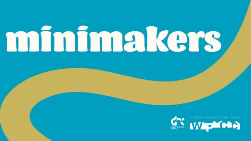 MINIMAKERS   Term 4 - Wednesday