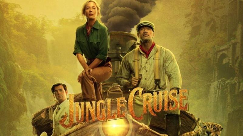 Westview Drive-in - Jungle Cruise (CTC)