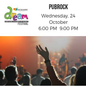 DREAM PUBrock