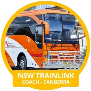 NSW TrainLink Coach - Canberra