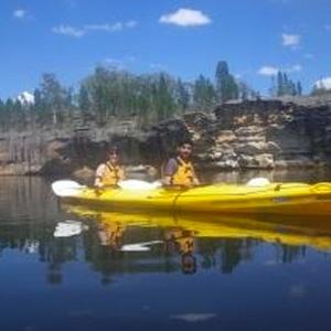 SOUTHERN CROSS KAYAKING Guided Kayak Tours - Dunns Swamp TWILIGHT TOUR