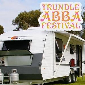 2019 Trundle ABBA Festival Racecourse Camping