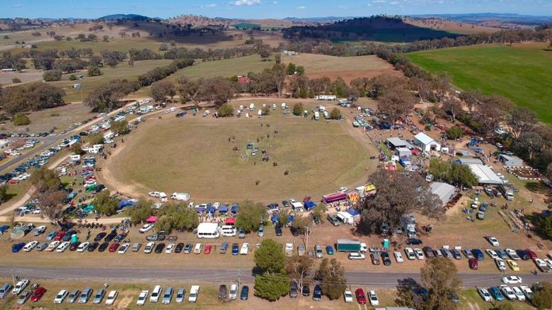 Woodstock Memorial Show