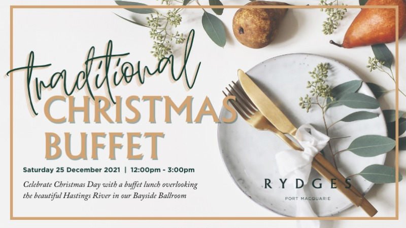 Traditional Christmas Buffet Lunch